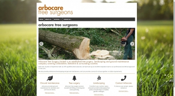 Arbocare tree surgeons Oxfordshire | Arbocare Tree Surgeons