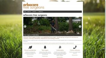 Arbocare tree surgeons Oxfordshire | Arbocare Tree Surgeons