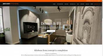 Arcade Kitchens Ilkley Ltd
