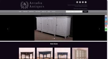 Decorative Antique Country Furniture - Decorative Antiques Accessories - Antique Painted Furniture