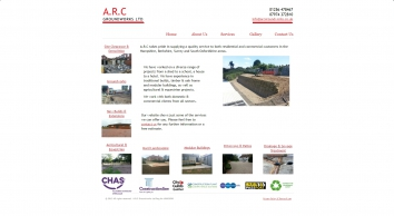 A.R.C Landscaping & Groundworks Basingstoke Hampshire