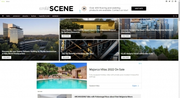 Archiscene - Your Daily Architecture & Design Update