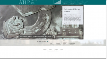 AHP heritage, listed and historic building research and advice.