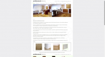 Architectural Joinery