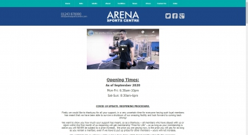 The Arena Sports Centre
