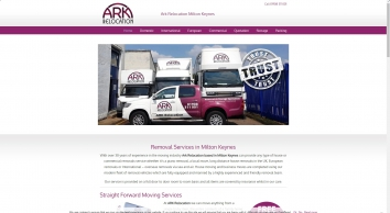 Ark Relocation - Office And House Removals Milton Keynes