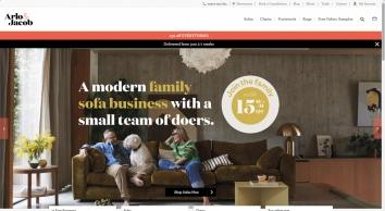 Affordable & Handmade Designer Furniture   Arlo & Jacob