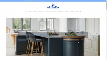 Armada Kitchens and Bathrooms | Fitted Kitchens, Bathrooms & Bedrooms, Plymouth