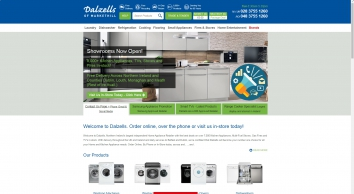 Kitchen Appliances Belfast N.I. | Built-in Appliances Dublin Ireland