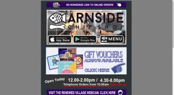 Arnside Chip Shop