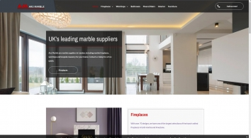 Home - Aro Marble   Fireplaces   Worktops   Flooring