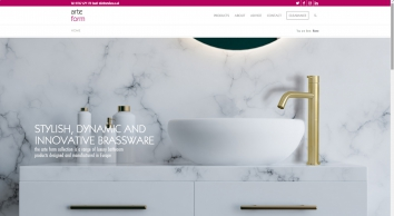 Arte Form | High quality European designed and manufactured brassware