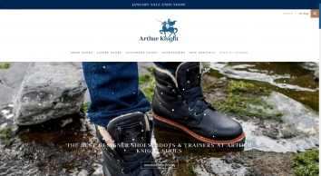 Arthur Knight - Jeffery West Shoes, John White & Panama Jack