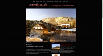 Snowdonia & N.Wales landscape photos - photographs, photography, photolibrary, views & greetings cards by photographer Dave O\'Shea of Llanrwst, Conwy