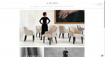 A Rudin | High End Luxury Furniture - Sofas, Beds, Casegoods, Custom Furnishings
