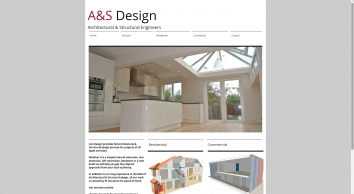 A and S Design-Architectural and Structural engineers