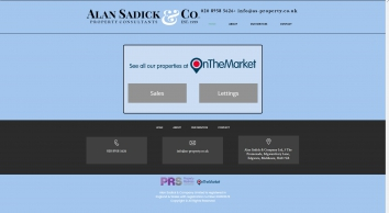 Alan Sadick & Company | Estate Agents in Edgware, Middlesex