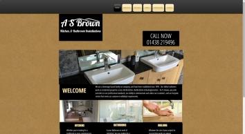 A S Brown Kitchens Stevenage