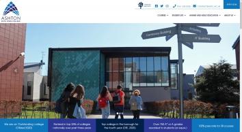 Ashton Sixth Form College