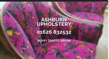 Ashburn Upholstery Home Page