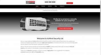 Ashford Security Ltd