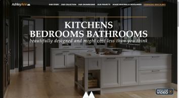 Ashley Ann – Kitchens, Bedrooms & Bathrooms