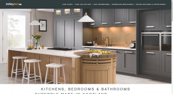Ashley Ann Kitchens & Bedrooms - Made in Scotland