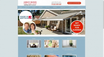 Ashley Blinds and Curtains