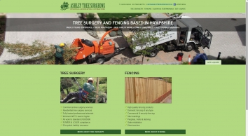 Ashley Tree Surgeons & Fencing Contractors