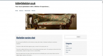 Ashley Upholstery