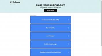 Asia Green Buildings