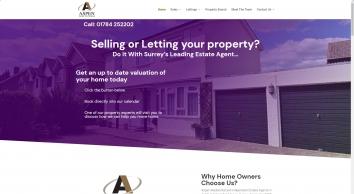 Aspen Estate Agents Limited, Surrey