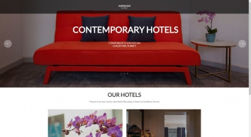 Asperion Hotels, Guildford, Surrey