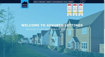 Assured Lettings Letting Agents in Stenson Fields, Derby
