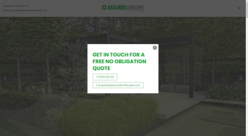 Landscaping Company Crawley | Driveway Pavers Horsham & Reigate | Assured Landscapes