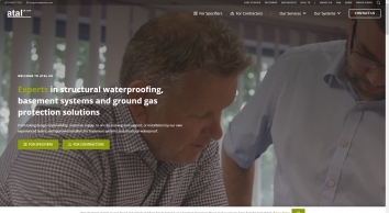 Atal uk- Structural Waterproofing Systems