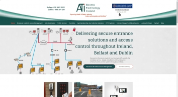 Security systems by ATi from Belfast and Dublin, across Ireland