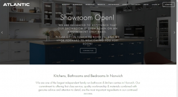 Atlantic Bathrooms & Kitchens Ltd