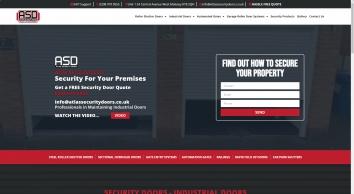 Atlas Security Doors