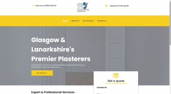 Andy Thomson Plastering Services