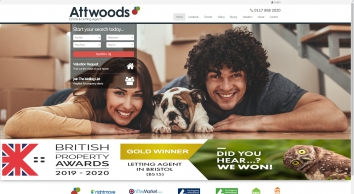 Attwoods Estate Letting Agents, Kingswood