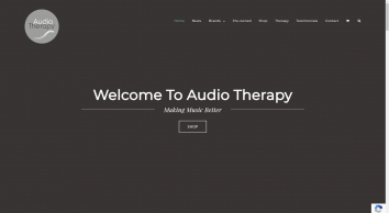 Audio Therapy - High End Hi-Fi in Newcastle upon Tyne