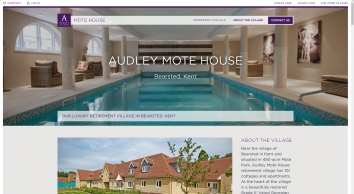Audley Mote House - Bearsted, Kent