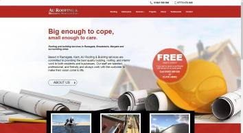 AU Roofing & Building Services Ltd