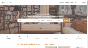 Austin David Apartments Letting Agents in London