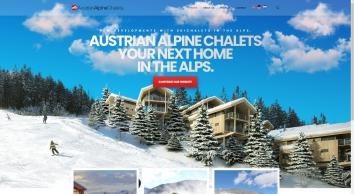 Austrian Alpine Chalets, Stadl