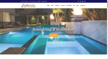Authentic Plaster and Tile