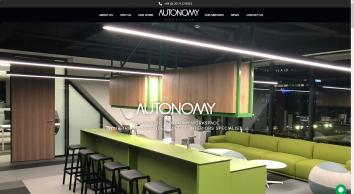 Autonomy Workspace Ltd