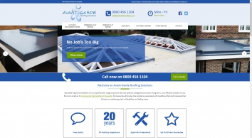 Avant Garde Roofing Solutions Ltd
