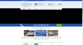 Avant Garde Roofing Solutions Ltd